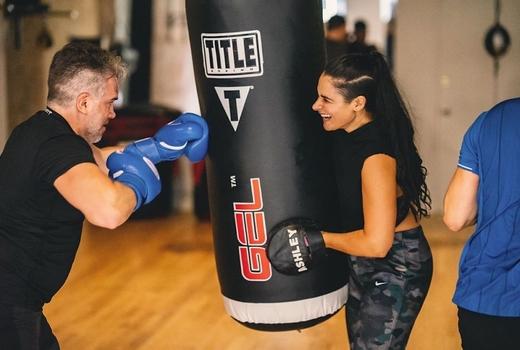 Bout boxing coaching laugh