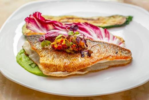 Zavo fish flaky goodness