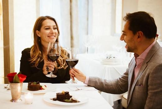 Zavo dinner date love