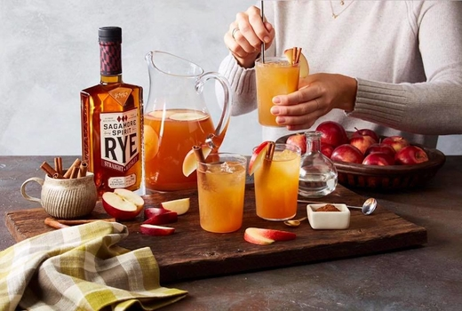 Nyc whiskey fest fall 2019 autumn drinks