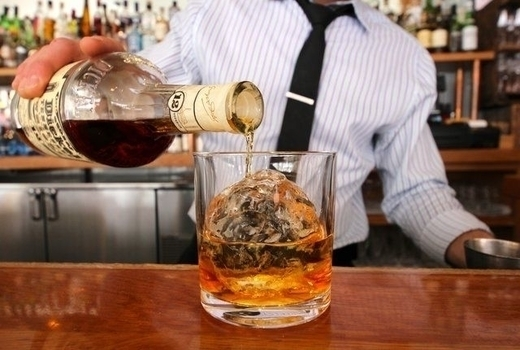 Nyc whiskey festival whiskey bartender