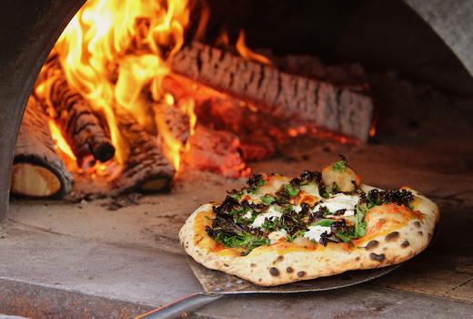 Fornino brunch wood fired oven