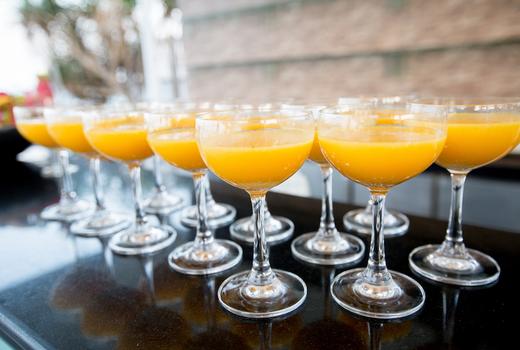 Gaby sofitel mimosas