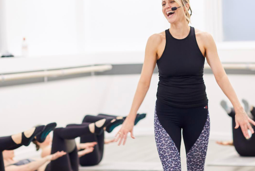 Xtend barre tribeca instructor happy