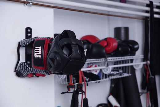 Hudson boxing gym tools gloves