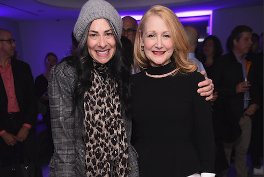 Fashion for action patricia clarkson