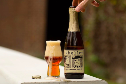Fruit grain beer mikkeller