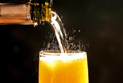 The elgin brunch champagne oj