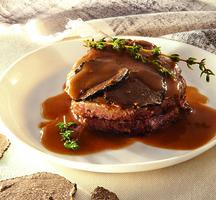 Eataly truffle brisket plate