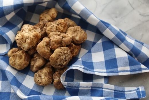 Truffles blanket eataly