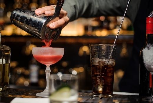 Hudson station drinks
