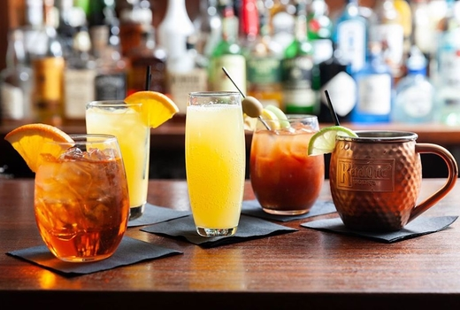 Storehouse drinks mules bloody mary cocktails