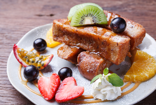 Storehouse french toast sweet