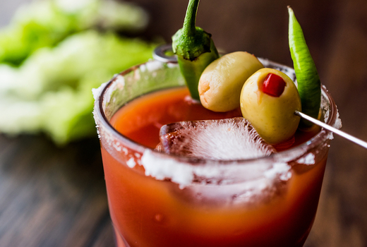 Storehouse bloody mary red