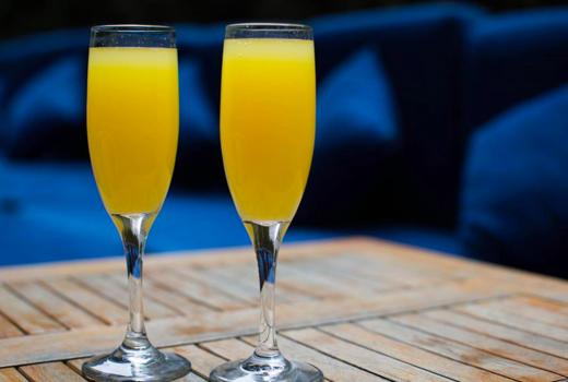 Ainsworth mimosas drinks juice