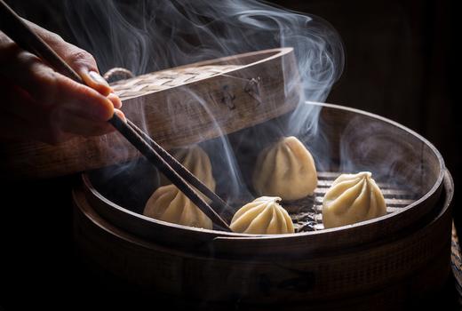Dim sum palace soup dumplings
