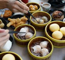 Dim sum palace chopsticks