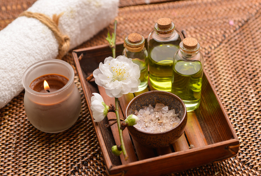 Lings beauty spa oils