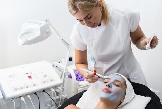 Lings beauty face mask