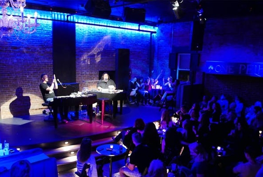 Dueling pianos place