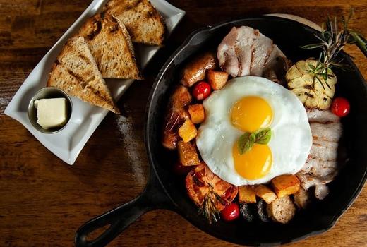 Jj kinahans irish breakfast