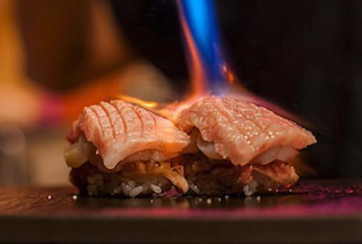 Sushi bou fire