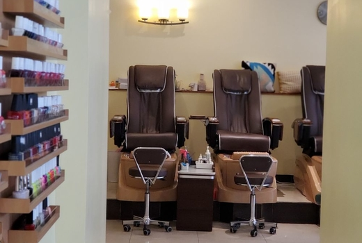 Spa 34 interior chairs polishes