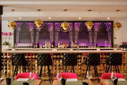 Saar inside purple bar