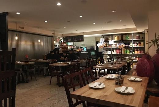 Wok wok dining room