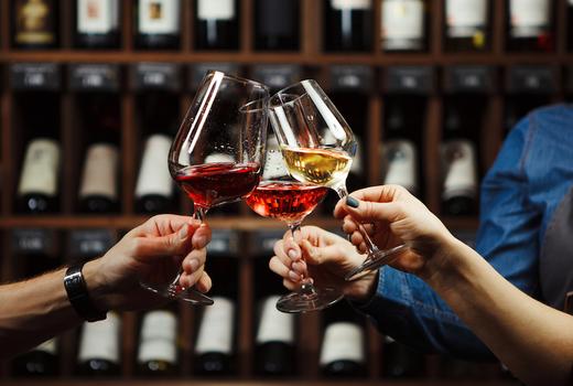 Nye wine festival trifecta