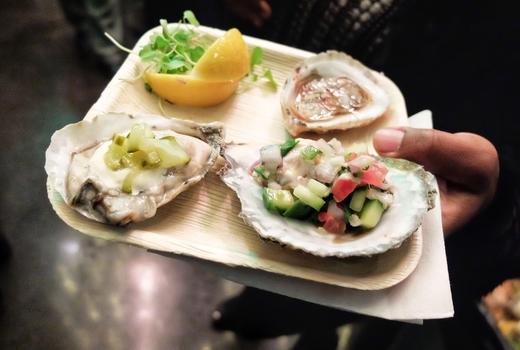 Aquarius oyster love nyc