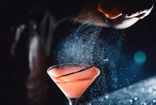Aquarius secret summer nyc drinks
