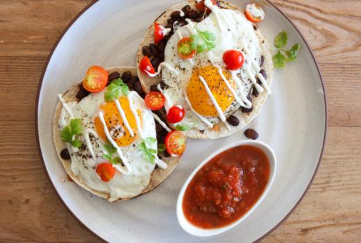 Orazon de mexico huevos rncheros
