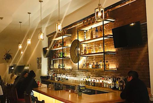 Orazon de mexico bar shot 3