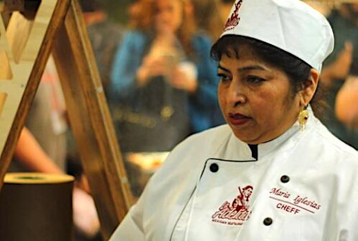 Orazon de mexico chef inglesias