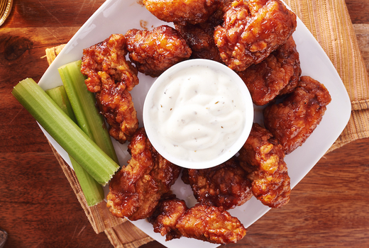 Smokehouse 66 wings sauce