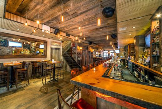 Smokehouse 66 bar hall