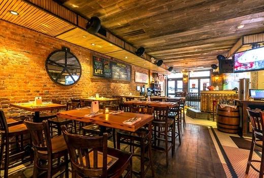 Smokehouse 66 restaurant