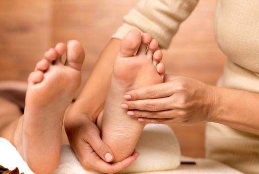 Taiji jubest foot massage