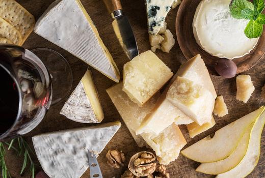Pozole cheese eats