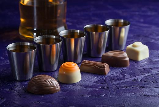 Pozole chocolates eats