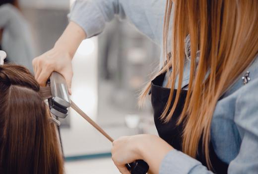 Zeno hair studio keratin straightening