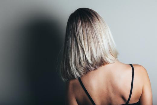 Zeno hair studio haircut light blonde