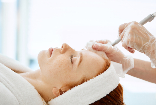 Skincare by stepanie microdermabrasion facial