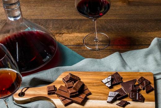 Nywe chocolate wines