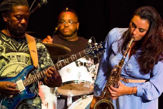 Nywe performer sax
