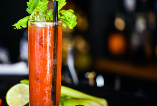 Tito murphys brunch bloody mary lime