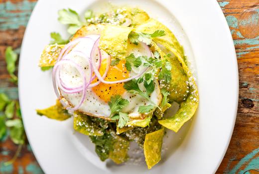 Tito murphys eggs huevos rancheros