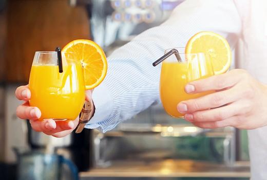 Tito murphys brunch mimosas