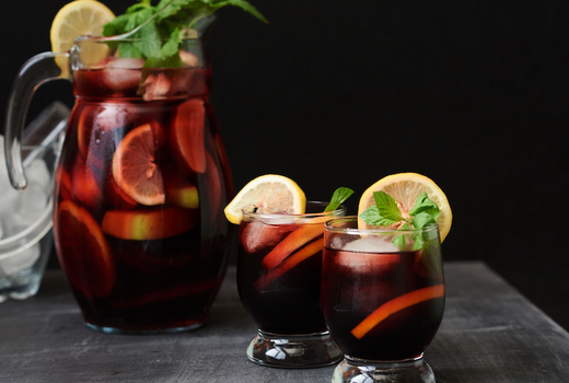 Lamano brunch sangria